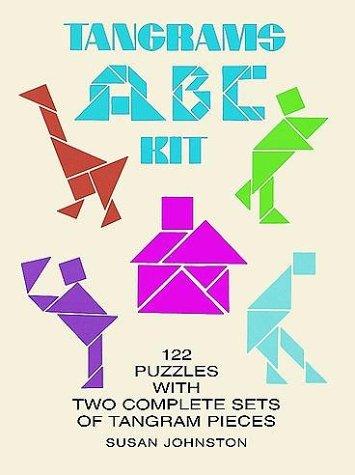 9780486238531: Tangrams ABC Kit