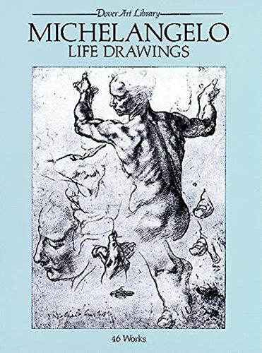 Michelangelo Life Drawings Dover Fine Art, History of Art