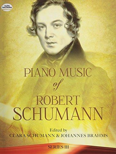 9780486239064: Piano Music of Robert Schumann