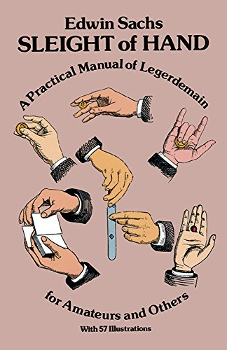 9780486239118: Sleight of Hand: A Practical Manual of Legerdemain for Amateurs and Others
