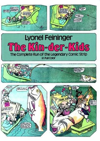 9780486239187: The Kin-Der-Kids: The Complete Run of the Legendary Comic Strip