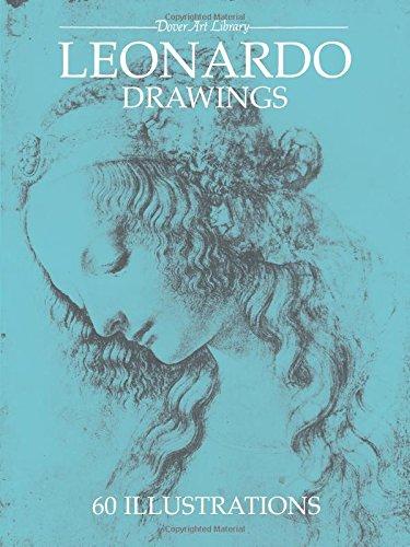 9780486239514: Leonardo Drawings (Dover Fine Art, History of Art)