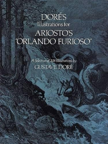 9780486239736: Dore's Illustrations for Ariosto's