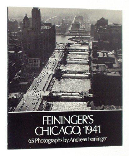 9780486239910: Feininger's Chicago, 1941