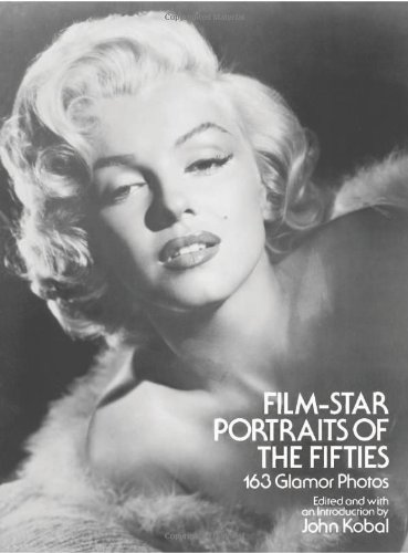 9780486240084: Film-Star Portraits of the Fifties: 163 Glamor Photos