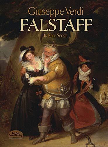 9780486240176: Falstaff in Full Score (Dover Music Scores)