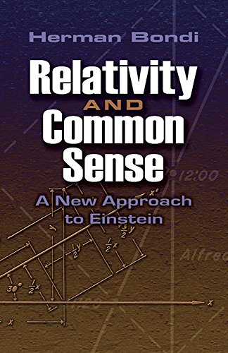 9780486240213: Relativity and Common Sense: A New Approach to Einstein