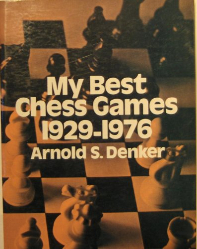 9780486240350: My Best Chess Games, 1929-76