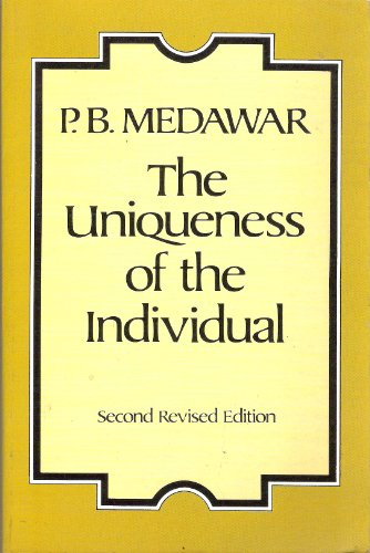 9780486240428: Uniqueness of the Individual