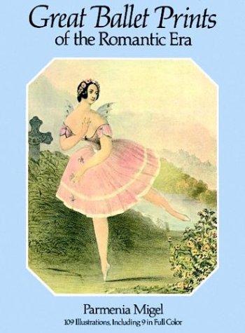 9780486240503: Great Ballet Prints of the Romantic Era