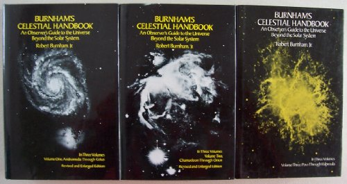 Burnham's Celestial Handbook : An Observer's Guide to the Universe Beyond the Solar System (Vol. 3)