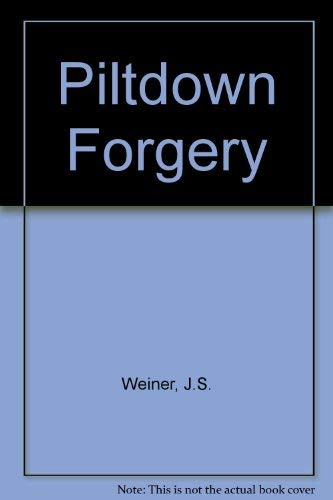 9780486240756: Piltdown Forgery