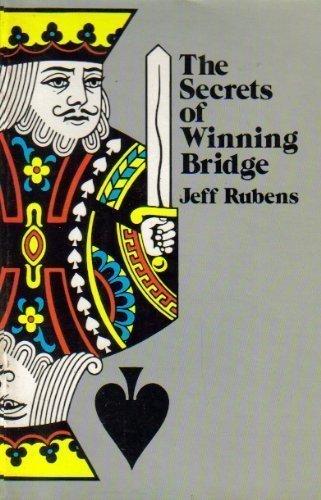 The Secrets of Winning Bridge: Jeff Rubens
