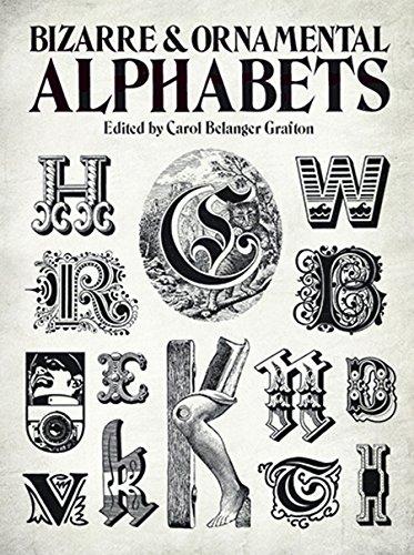 9780486241050: Bizarre and Ornamental Alphabets