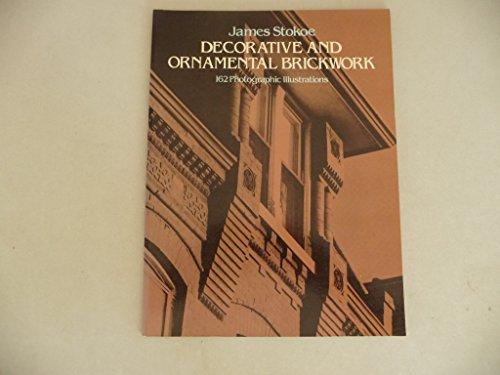9780486241302: Decorative and Ornamental Brickwork