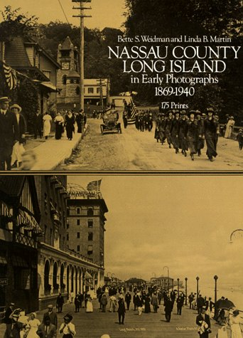 9780486241364: Nassau County, Long Island, in Early Photographs