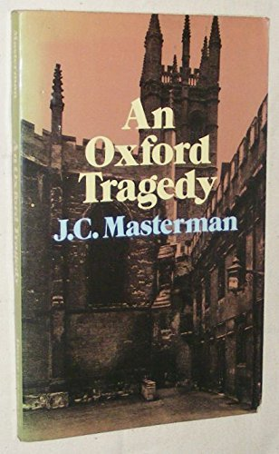 9780486241654: An Oxford Tragedy