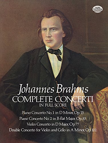 9780486241708: Complete Concerti in Full Score (Dover Music Scores)