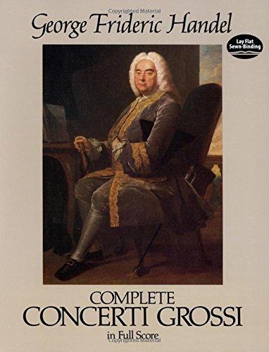 9780486241876: Complete Concerti Grossi in Full Score