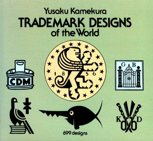 9780486241913: Trademark Designs of the World