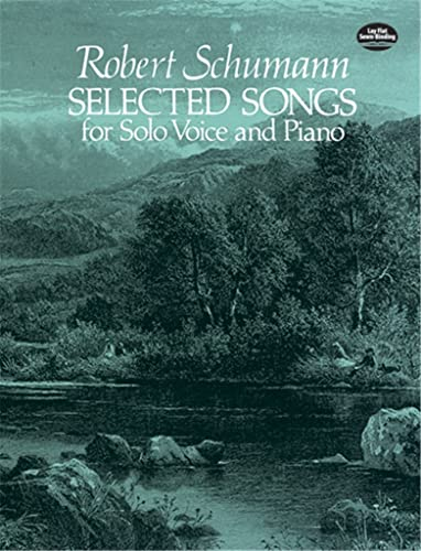 9780486242026: Selected Songs for Solo Voice and Piano