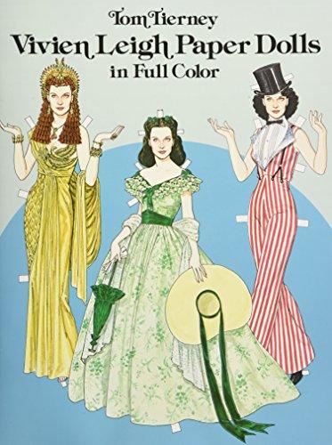 9780486242071: Vivien Leigh Paper Dolls in Full Color (Dover Celebrity Paper Dolls)