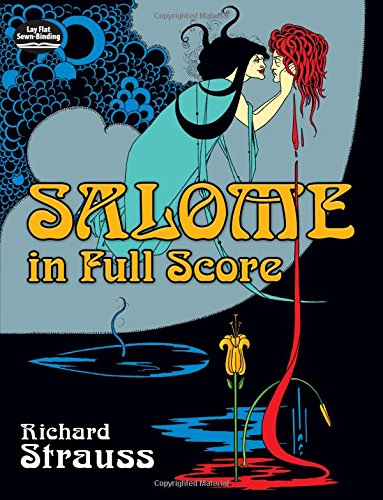 9780486242088: Salome in Full Score (Dover Music Scores)
