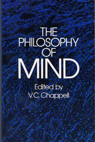 9780486242125: Philosophy of Mind