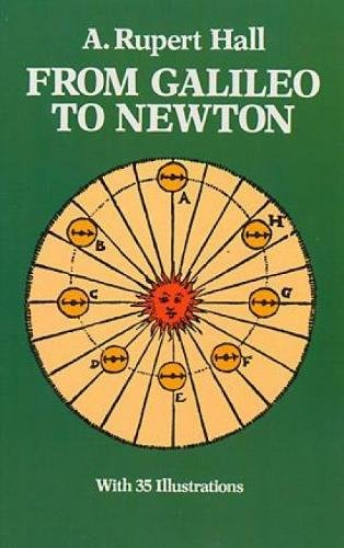 From Galileo to Newton: A. Rupert Hall