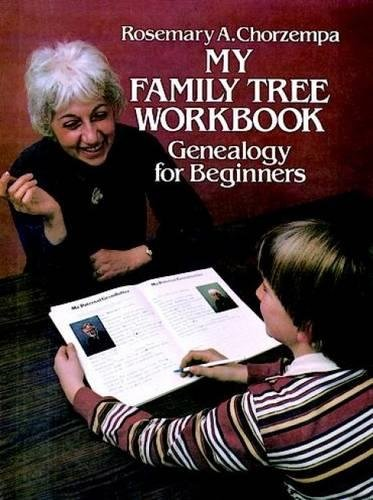 9780486242293: My Family Tree Workbook (Dover Children's Activity Books)