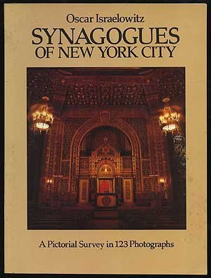 9780486242316: Synagogues of New York City: A Pictorial Survey in 123 Photographs