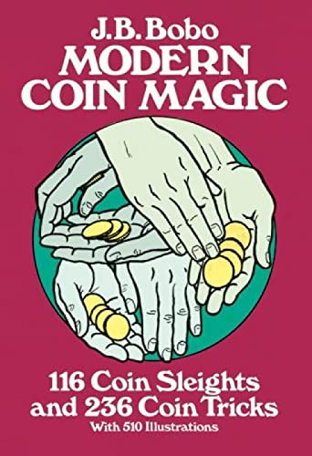 9780486242583: Modern Coin Magic