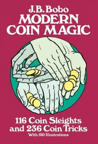 9780486242583: Modern Coin Magic: 116 Coin Sleights and 236 Coin Tricks