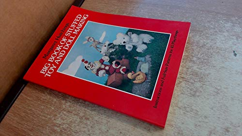 Big Book of Stuffed Toy and Doll: Margaret Hutchings