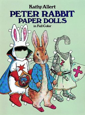 PETER RABBIT PAPER DOLLS; In Full Color
