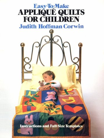 9780486242934: Easy-to-Make Applique Quilts for Children