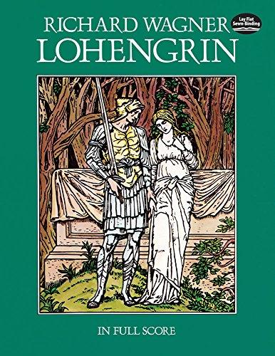 9780486243351: Lohengrin in Full Score