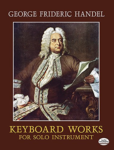 9780486243382: Keyboard Works for Solo Instrument