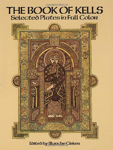 9780486243450: The Book of Kells: Selected Plates in Full Color