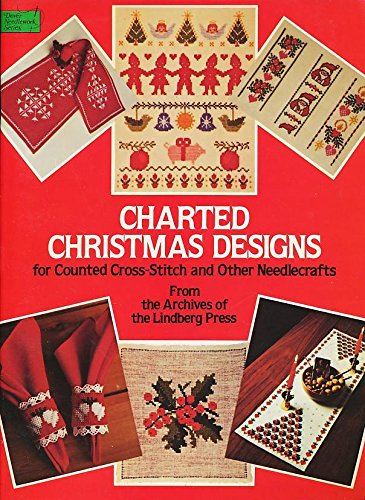 9780486243566: Charted Christmas Designs for Counted Cross Stitch and Other Needlecrafts (Dover Needlework)