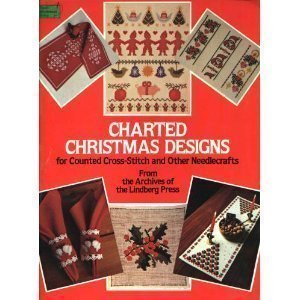 9780486243566: Charted Christmas Designs for Cross Stitch and Other Needlecrafts (Needlepoint)