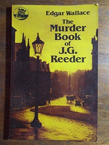 9780486243740: The Murder Book of J.G.Reeder