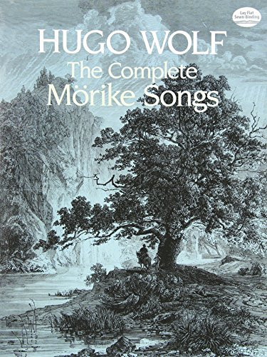 9780486243801: The Complete Morike Songs