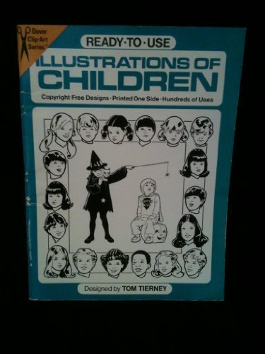 9780486244051: Ready-To-Use Illustrations of Children (Dover Clip Art)
