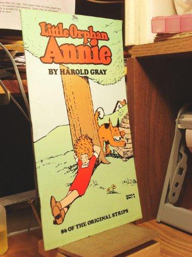 Little Orphan Annie: Harold Gray