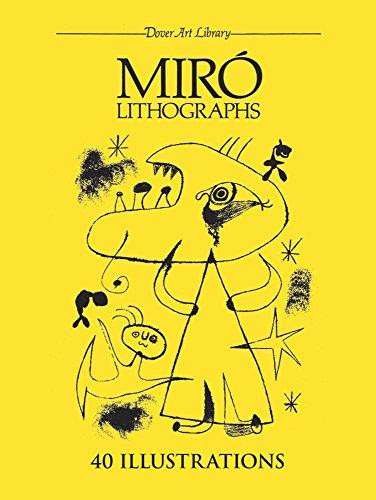 Joan Miro - Miro Lithographs: Joan Miro,