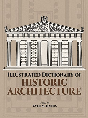 9780486244440: Illustrated Dictionary of Historic Architecture (Dover Architecture)