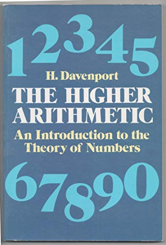 9780486244525: The Higher Arithmetic: An Introduction to the Theory of Numbers