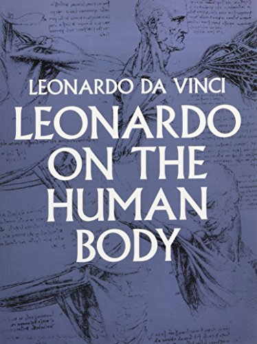 9780486244839: Leonardo on the Human Body (Dover Fine Art, History of Art)