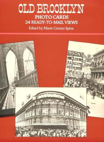 Old Brooklyn Photo Cards: 24 Ready-to-Mail Views (Dover Picture Postcards)